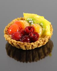 tartelette cocktail de fruits patisserie lille nord